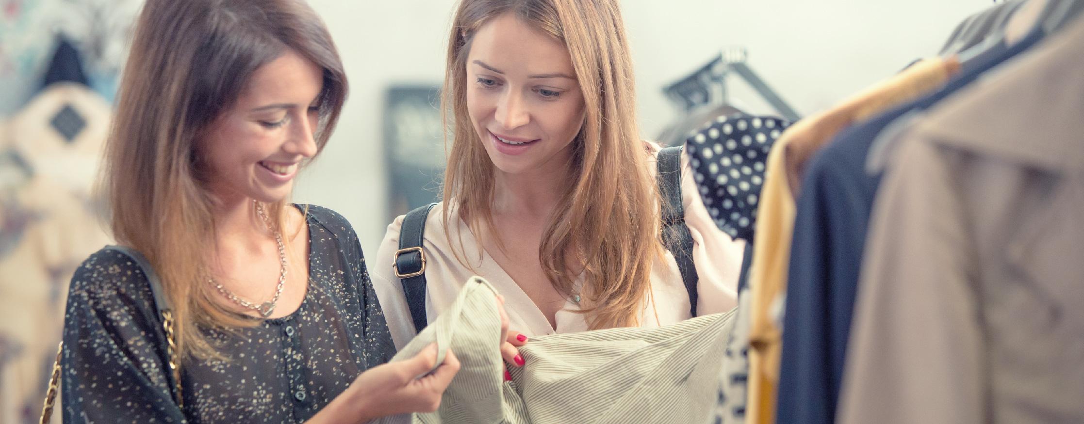Le concept de Personal Shopper